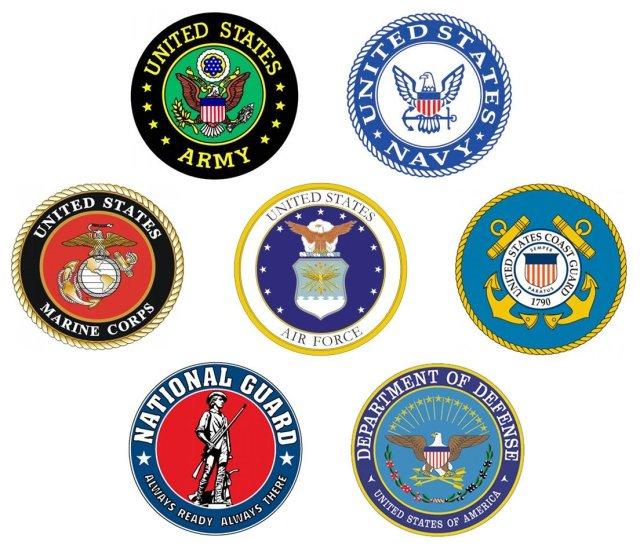 United-States-Military-Logos