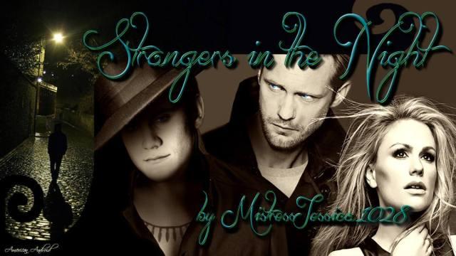 Strangers banner